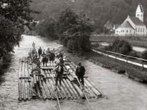 Floßfahrt Münchner Künstler, 1912