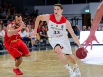 Basketball: Deutschland - Österreich