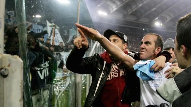 Internationaler Fußball Sexismus bei Lazio Rom