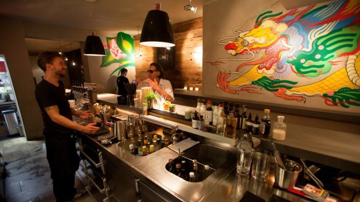 Drunken Dragon Club in der Müllerstraße 51