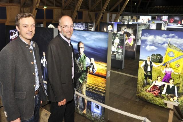 Andechs Kloster, Fotoausstellung Reinheitsgebot