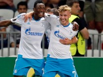 Football Soccer - Nice v Schalke 04 - UEFA Europa League Group Stage - Group I