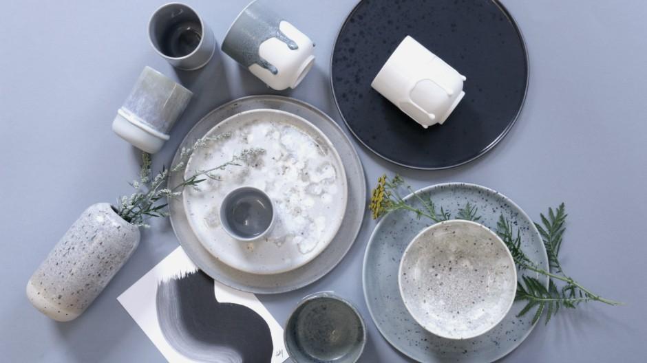 Unterschied Keramik Porzellan keramik boom der gute ton stil süddeutsche de