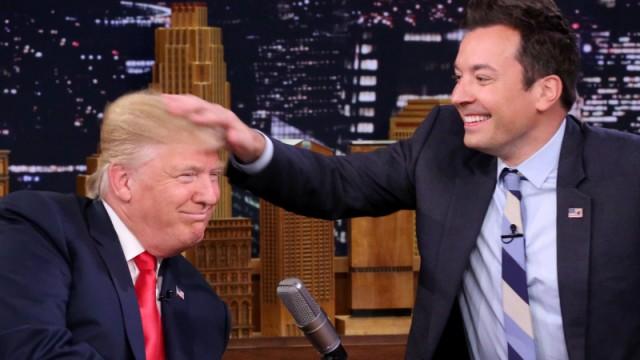Donald Trump Medien in den USA