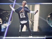 Auftritt Justin Bieber am 16.09.2016 in Muenchen