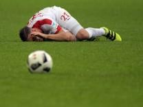 Dominik Kohr FC Augsburg - FSV Mainz 05 1:3