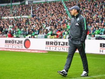 Werder Bremen v Hannover 96 - Bundesliga; Skripnik