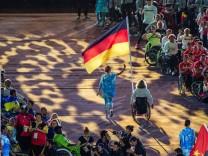 Rio 2016 Paralympics - Eröffnungsfeier