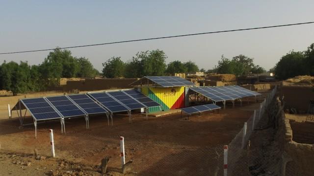Solarenergie Solarenergie