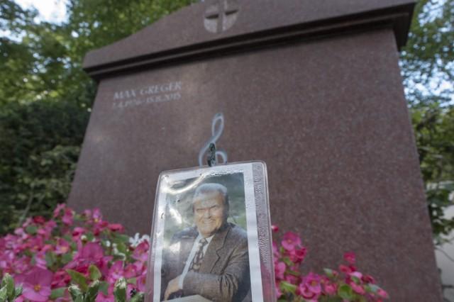Grünwald, Friedhof, Führung, Grabstätten vieler Schauspieler und Promis,