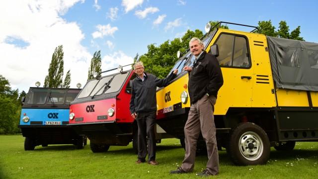 Global Vehicle Trust Ox Lkw