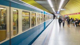 MVV Münchner U-Bahn