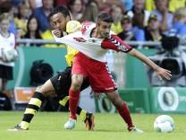 SV Wilhelmshaven v Borussia Dortmund - DFB Cup; wilhelmshaven