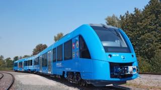 Bahn Premiere auf der Innotrans