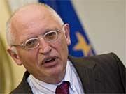 Günter Verheugen, dpa