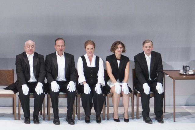 DIE GRIECHEN von Volker Braun am Berliner Ensemble