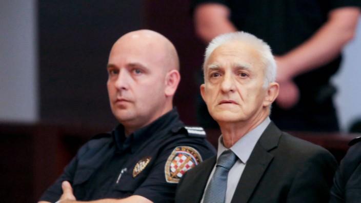 At the County Court began the trial of Dragan Vasiljkovic accused of war crimes 20 09 2016 Croati