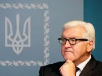 Frank-Walter Steinmeier (60) ist der amtierende Außenminister Deutschlands