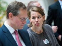 Daniela Augenstein und Michael Müller