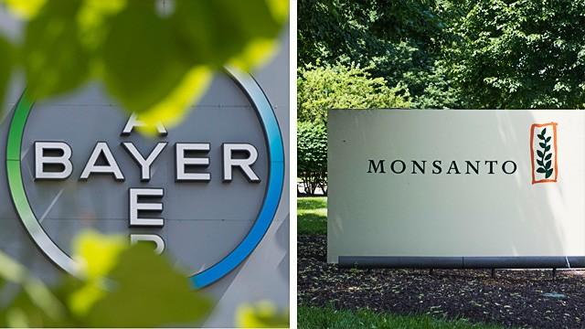 Übernahmen Monsanto und Bayer