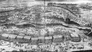 Schlach am Weißen Berg, 1620