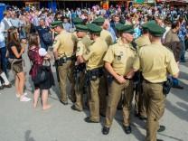 Sicherheit auf dem Oktoberfest