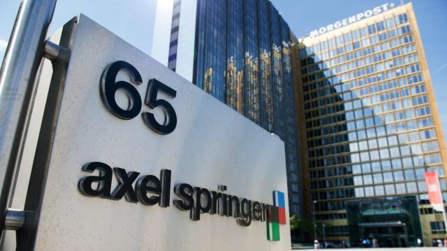 Axel-Springer-Hochhaus in Berlin