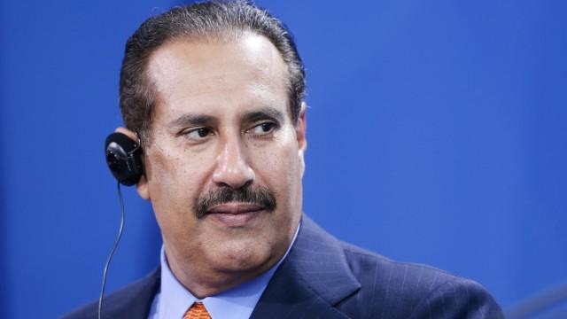Scheich Hamad bin Jassim bin Jabor Al Thani