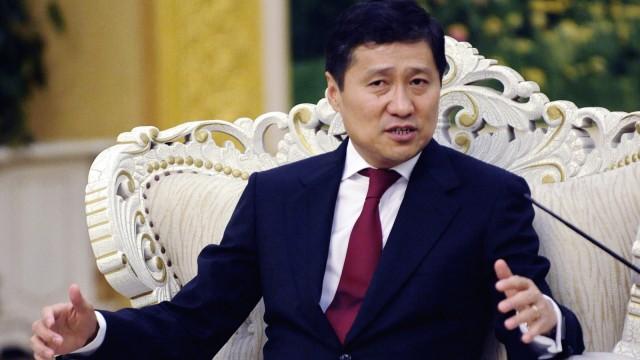 Sukhbaatar Batbold