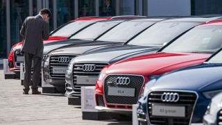 Audi says 2.1 million cars hit by VW emissions testing scandal