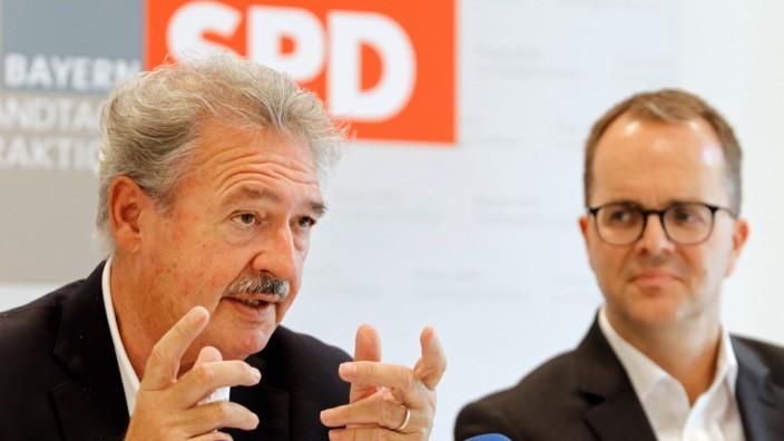 Fortsetzung Herbstklausur SPD-Landtagsfraktion