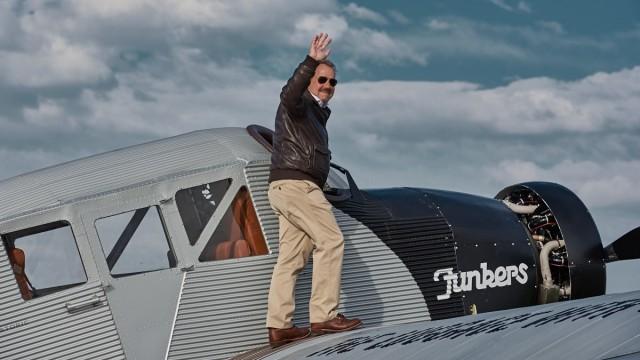 First Flight Junkers F 13