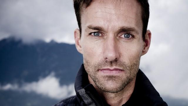 Garmisch-Partenkirchen: Skispringer Sven Hannawald auf Olympia-Sprungschanze