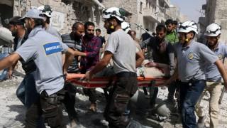 Syrien Weißhelme Israel Armee Jordanien