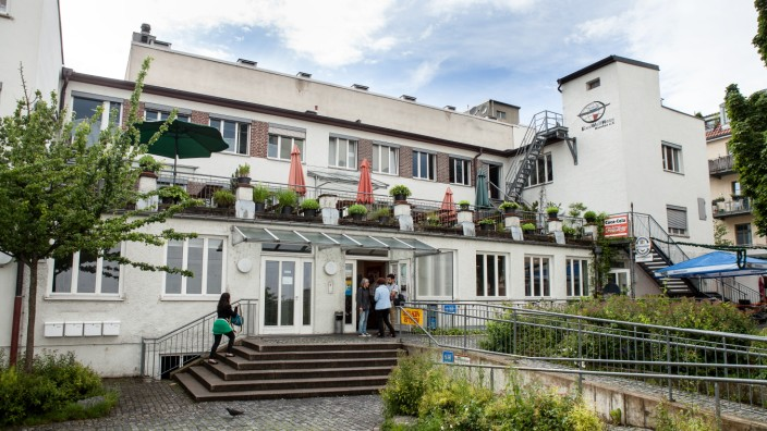 Eine-Welt-Haus in München, 2016
