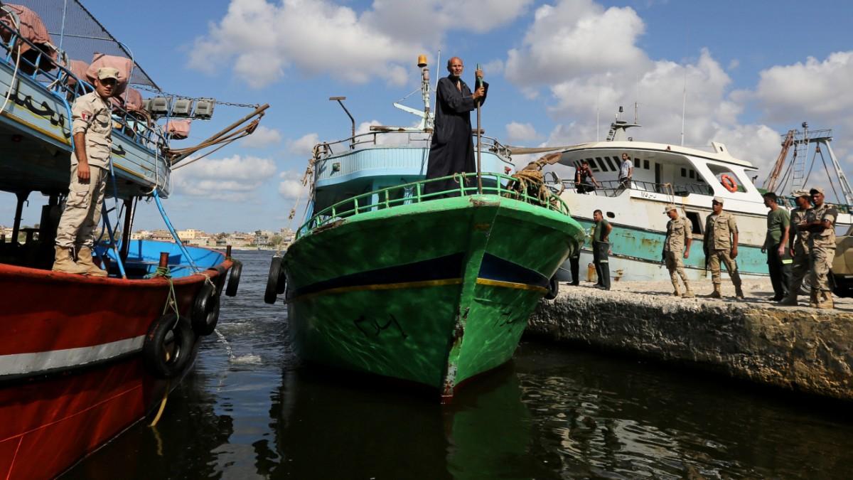EU befürchtet Massenflucht aus Ägypten