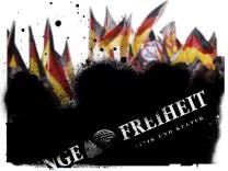 Pro NRW Kundgebung in Köln; Junge Freiheit