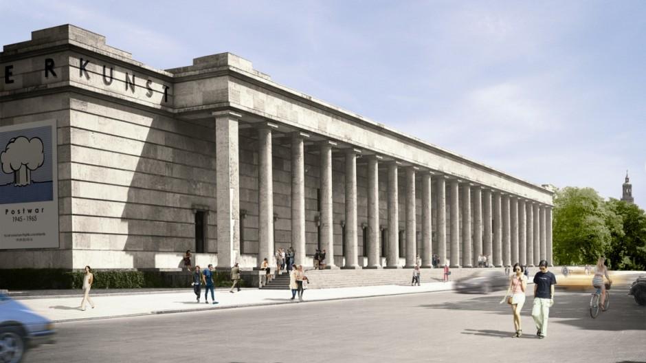 Haus der Kunst Haus der Kunst
