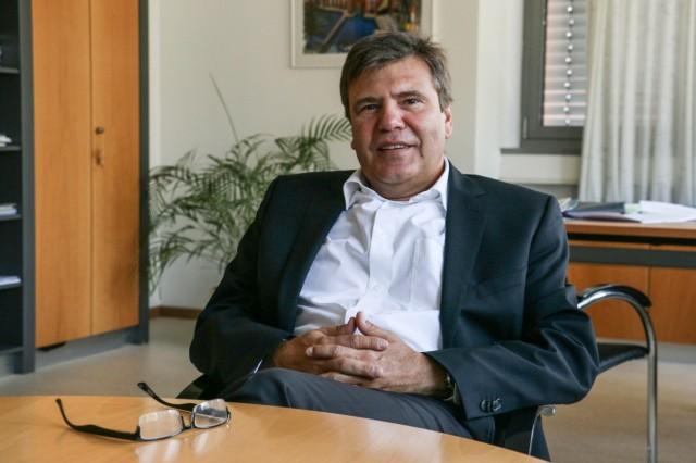 Bürgermeister Kolbe