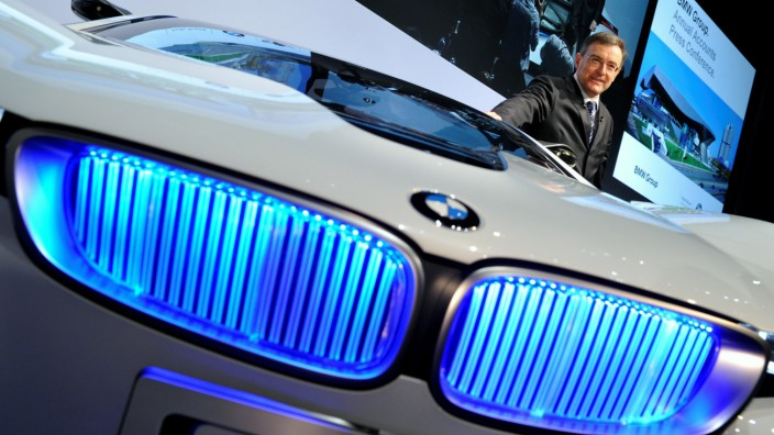 BMW - Bilanzpressekonferenz 2010