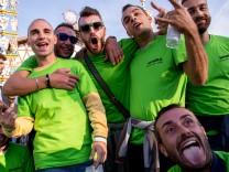 Italienerwochenende Wiesn 2016 Oktoberfest Italiener Wochenende