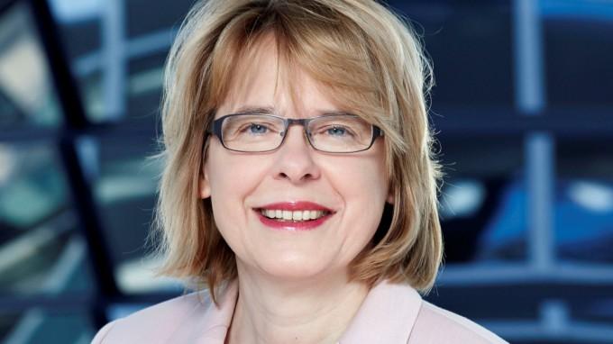 Die CDU-Abgeordnete Bettina Kudla, 54, sitzt für den Wahlkreis Leipzig I im Bundestag. Sie ist gebürtige Münchnerin, war Kämmerin in Rosenheim. (Foto: Laurence Chaperon/dpa)