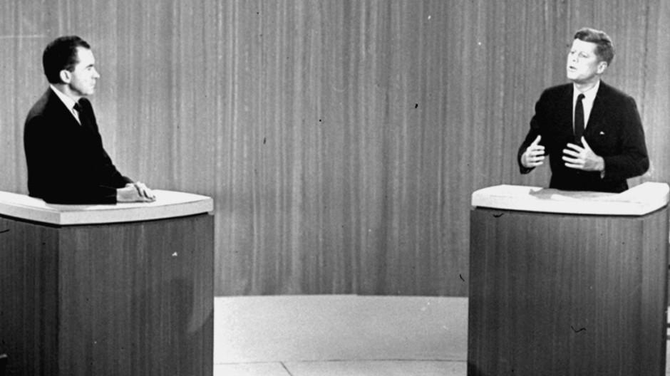 US-Wahl US-Präsidentschaftsdebatten