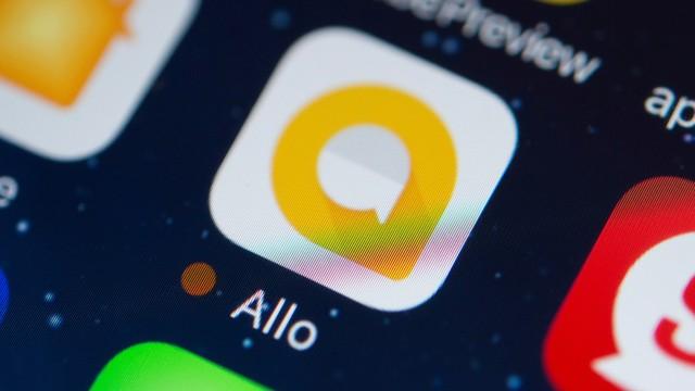 Google - Messaging-App Allo