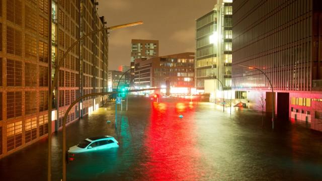 9. Extremwetterkongress in Hamburg