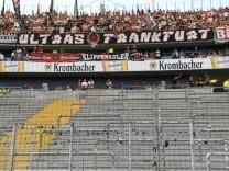 Eintracht Frankfurt - FC Schalke 04; Eintracht Frankfurt Schalke Fans