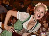 Celebrities At Oktoberfest 2016 - Day 10
