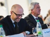 Kongress von CDU und CSU in Würzburg
