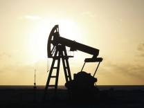 Ölförderung