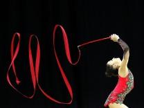 Gymnastics London 2012 Olympic Games Qualification
